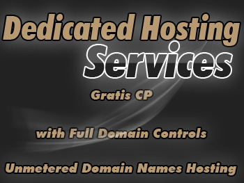 Inexpensive dedicated server accounts